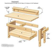 Kids crafts Holiday crafts Give your child a chance to make projects on their own DIY workbench a smaller scale version of a classic