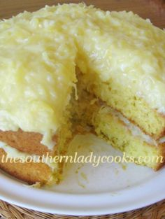 7-Up Cake - I've heard this is So Good!