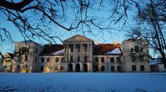 Beautiful Kolga's Manor House