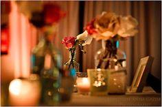 Spanish Wedding simple decor touches