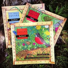 We're kicking off the #rar31days challenge at the #readaloudrevival today! And since it's May Day too, I want to celebrate with a nature book giveaway. 🎉🌱📚 Here's how this works: to enter for your chance to win this fabulous set of One Small Square books by Donald Silver... 1-- make sure you follow this account (@readaloudrevival) and  2-- tag three (only 3!) friends who you think would enjoy joining us for the 31-Day Read-Aloud Challenge.  To have your kids take part in our (awesome)…
