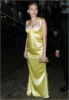 Scarlett Johansson - Oscars