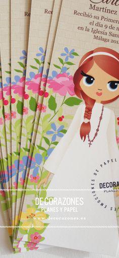 Marca libros personalizado. www.decorazones.es
