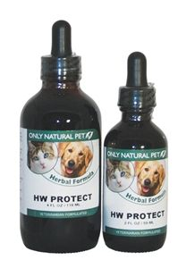 Only Natural Pet HeartWorm Protect Herbal Formula