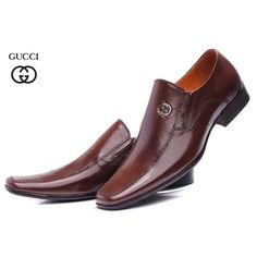 Men's Dress Shoes, Gucci of course. - Chris Siegwald