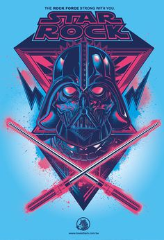Star Rock #starwars #darthvader