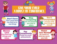 Ever felt your child is shy? These little confidence boosting tips can help your child break out of his shell! #shychild   #childcare   #confidence