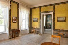 Schloss Paretz, Innenansicht © Stiftung Preußische Schlösser und Gärten…