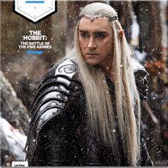 """Lee Pace Em Nova Imagem De O Hobbit: A Batalha Dos Cinco Exércitos Foi divulgado na mais recente edição da revista norte-americana Entertainment Weekly, uma nova imagem de Lee Pace como o Rei Élfico Thranduil em """"O Hobbit: A Batalha dos Cinco Exércitos. Confira também as primeiras imagens."""