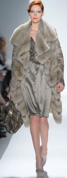Dennis Basso Autumn/Winter 2012-13 Ready-To-Wear