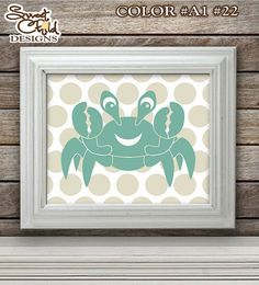 Customizable Under the Sea Aquatic Animals by SweetChildDesignsFL, $17.00