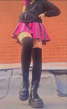 Adrette Outfits, Retro Outfits, Cute Casual Outfits, Fashion Outfits, Grunge Outfits, Pastel Goth Outfits, Egirl Fashion, Kawaii Fashion, Aesthetic Grunge Outfit