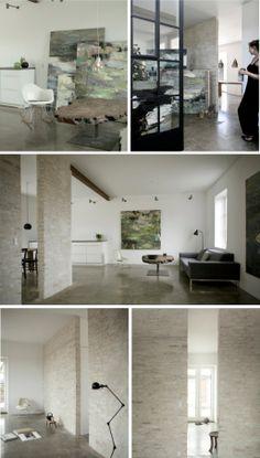 Vloer van beton | strak en stoer