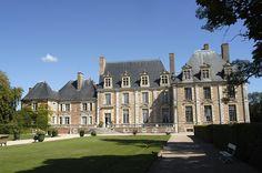 Château de la Ferte Saint Aubin