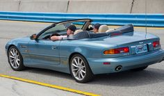 Aston Martin Motorsports Festival 2014, Laguna Seca