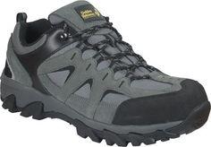 Golden Retriever Men's 1365 Work Boot,Grey/Black,10 W US