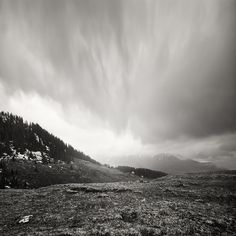 amazing landscapes by Lukas Furlan, via Behance
