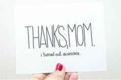 Unique mother's day gift ideas! @Gina Gab Solórzano Gab Solórzano Owens. I love this idea so much.