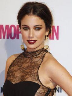 Batalla de belleza entre famosas: Labios rojos 'vs' labios 'vamp'