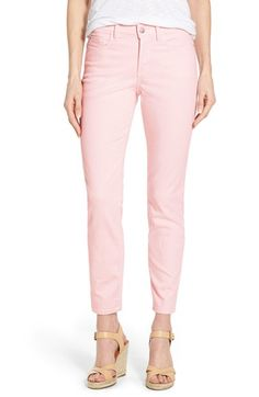 Not Your Daughters Jeans- pink skinny jeans