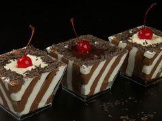 Νόστιμο γλυκό ψυγείου με σοκολάτα και βανίλια Cookbook Recipes, Cooking Recipes, Party Desserts, Greek Recipes, Candy Recipes, Custard, Cheesecakes, Cake Cookies, Deserts