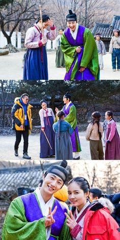 Pics of The Moon that Embraces the Sun Korean Drama