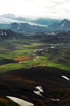 þórsmörk, iceland.