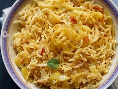 leftover rice recipes | 28 recipes with leftover rice | cooked rice recipes Jain Recipes, Indian Food Recipes, New Recipes, Ethnic Recipes, Cooked Rice Recipes, Leftover Rice Recipes, Cabbage Fried Rice, Recipe Collection, Spicy