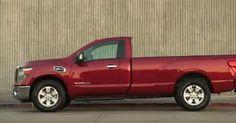 Steve Checks Out The New Nissan Titan Single Cab Truck #SFLR...