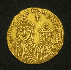 Byzantine Empire Theophilos 829 842D Scarce Gold Solidus Coin R