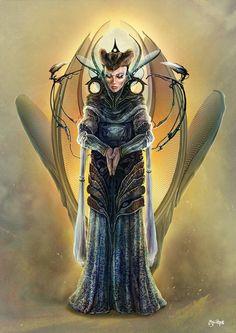Women of my life Lady Jessica Atreides from world's best-selling science fiction novel- Dune written by Frank Herbert. Fantasy Wizard, Fantasy Art, Dune Characters, Dune Book, Dune Frank Herbert, Dune Art, Character Art, Character Design, Dune