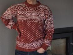 Jeg har strikket denne – Ingrid Tunheim Tanks, Men Sweater, Sweaters, Fashion, Moda, Fashion Styles, Shelled, Military Tank, Men's Knits