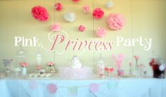 Princess Party {Malea's 3rd Birthday} » Ask Anna