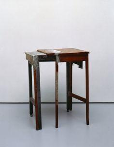 Untitled - Doris Salcedo - 1990 - 19996