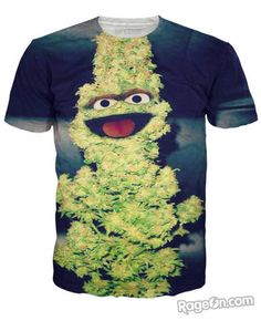 Oscar The Nug T-Shirt *Ready to Ship* - RageOn! - The World's Largest All-Over-Print Online Store