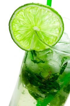 When mint & lemon become the greatness combination for a perfect kiss...
