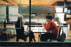 """tvpartyorchestra: """" After School Hours by Yoshiyuki Okuyama """" Couple Aesthetic, Film Aesthetic, Cinematic Photography, Film Photography, Couple Posing, Couple Shoot, Couple Ulzzang, Poses References, Korean Couple"""