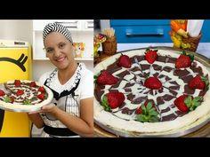 DESCUBRA COMO FAZER BRIGADEIRO ESPECIAL PARA PIZZA - YouTube