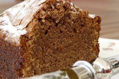 Un bizcocho facilísimo de preparar que, además, está muy bueno Sponge Cake, Hot Chocolate, Sweet Recipes, Banana Bread, Muffins, Tea Cups, Candy, Breakfast, Desserts