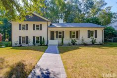 Completely renovated home with fully finished basement!  This 5 bdrm/3 bth home has lots of onsite finished hrdwds.  Wood burning frplc, can lights, and blt in bookshelves in FR. Kitchen w/Granite counter tops, huge island, wine cooler, pot filler, Coffered ceiling, and Pantry.   1st Flr. Mstr.  Bath w/tile, oil rubbed bronze fixtures, and rain shower head. Bsmnt w/FR and blt in cubbies.  Lrg. Deck w/benches.  Brick Paver Patio.  Fenced yard.  New HVAC. test