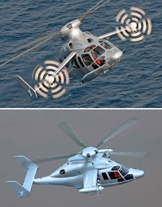 In May 11th, 2013: the helicopter crosses X3 of Eurocopter enter the history of the aviation with a 472 kph speed ( 255 knots)