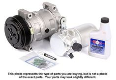 Complete Ac A/C Repair Kit With New Compressor & Clutch For Vw Vanagon - BuyAutoParts 60-81765RK New