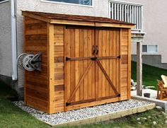 contemporary lean to sheds - Google Search