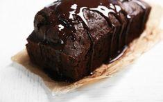 Γεμιστό νηστίσιμο κέικ με ταχίνι και επικάλυψη σοκολάτας Tahini, Yummy Cakes, Recipies, Sweets, Vegan, Chocolate, Simple, Desserts, Food
