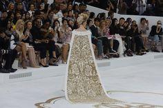 Défilé Chanel haute couture, automne-hiver 2014-2015 #PFW #parisfashionweek #FW1415