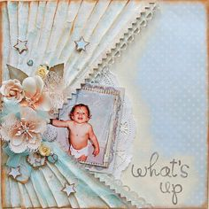Marilyn Rivera -A DT work with the October Limited Edition Kit by My Creative Scrapbook- Prima...more details-http://marilynrivera.blogspot.com/