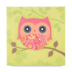 Miss Owl Canvas Print   Kirkland's
