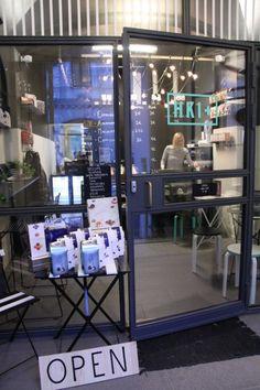 HKI+ kahvila Unioninkatu 28 Helsinki Torikorttelit ilmainen netti eteläamerikkalaiset kahvit