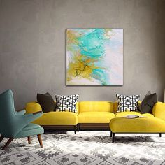 """""""Sea Glass"""" by Patricia Schwimmer in situ."""