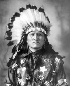 Good Horse, Dakota Chief